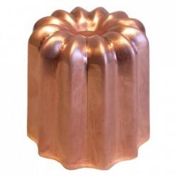 Moules à cannelés en cuivre...